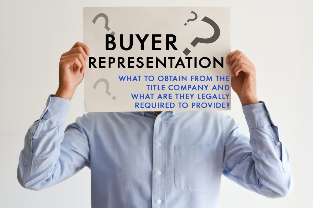 buyer representation