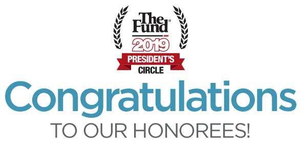 Fund's President's Circle Honoree