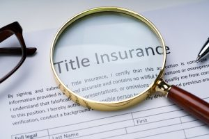 title insurance for house