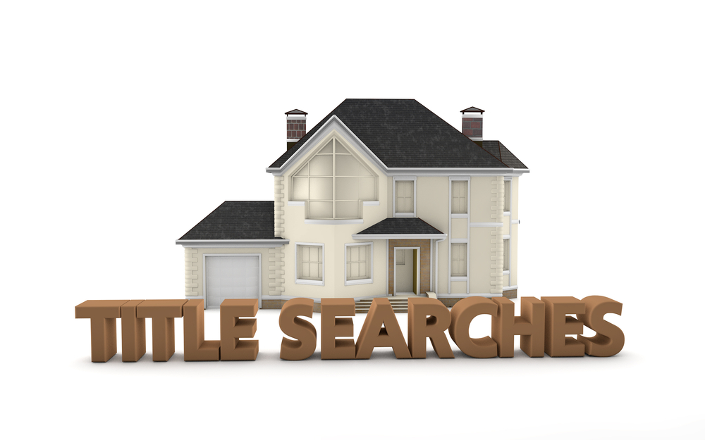 property title search
