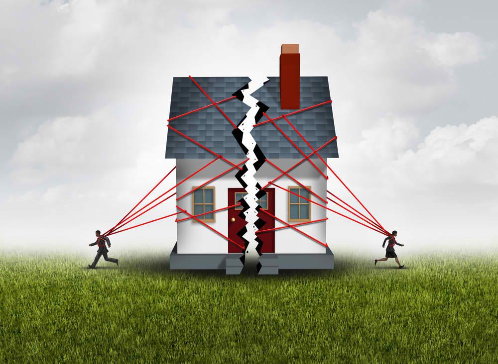 real estate and divorce